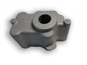 Aluminiumgussteil Sandformguss