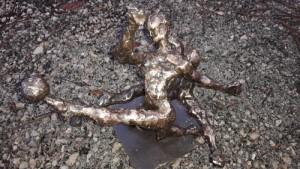 Kunstguss aus Bronze