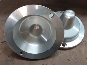Drehteil aus Aluminium